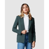 Forever New Milly Green Blazer Green FO605AA25YDIBVJ